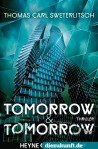 Tomorrow Tomorrow von Thomas Carl Sweterlitsch