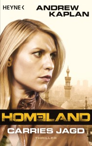 Homeland Carries Jagd von Andrew Kaplan