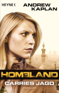 Homeland Carries Jagd von Andrew Kaplan