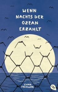 Wenn nachts der Ozean erzaehlt von Zana Fraillon
