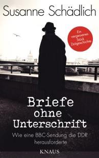 Briefe ohne Unterschrift von Susanne Schaedlich